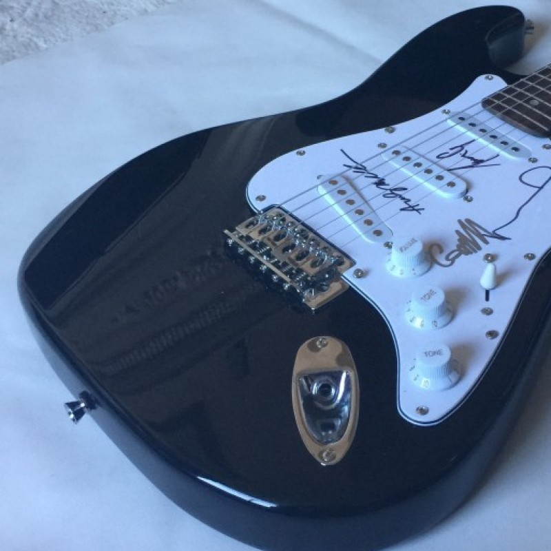 Oasis Signed Guitar