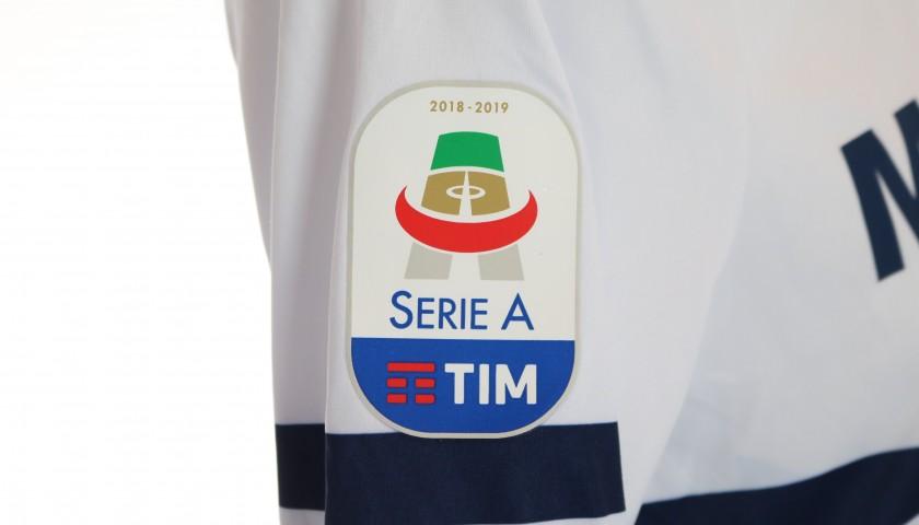 Patric's Match Shirt, Lazio-Roma 2019 - Special Paideia