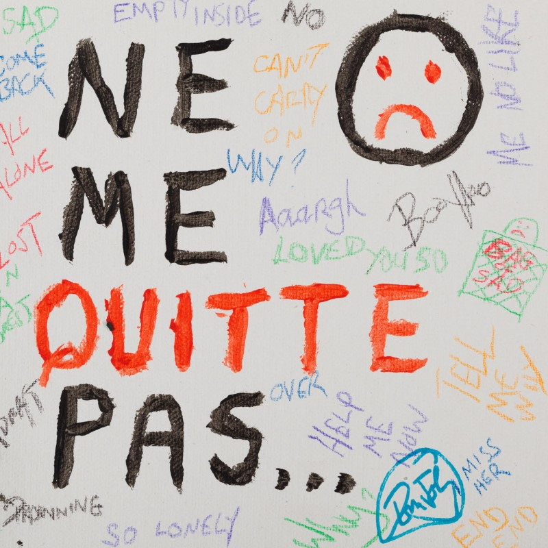 """Ne Me Quitte Pas"" by Dom Joly inspired by Jacques Brel's Song"