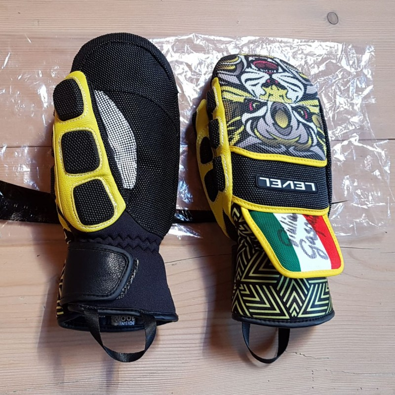 Giulia Gaspari's Level Ski Gloves