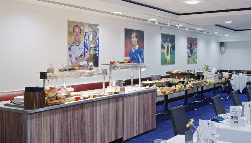 Two Premium Hospitality Tickets for a Chelsea Match