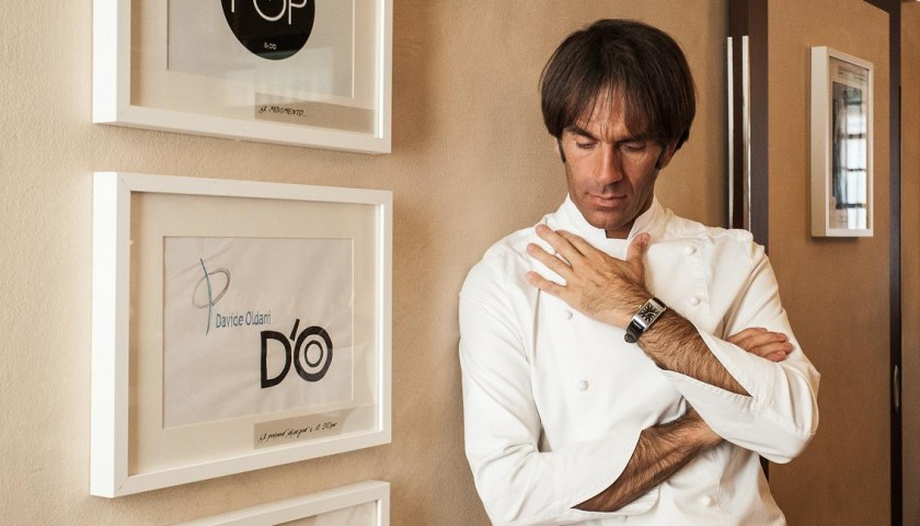 Cooking Lesson for Two with Italian Chef Davide Oldani