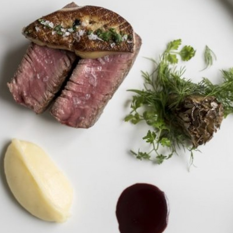 Private Dining - Roux at the Landau for 12