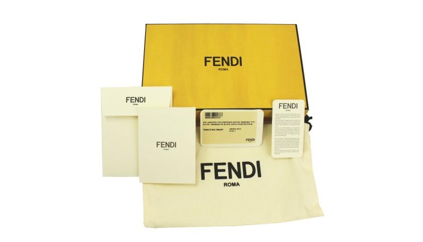 """Fendi """"Occhi Mostro"""" Pin"""