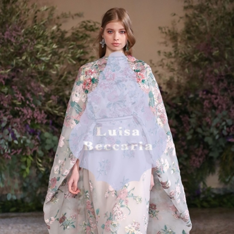 Attend the Luisa Beccaria F/W 2019/20 Fashion Show