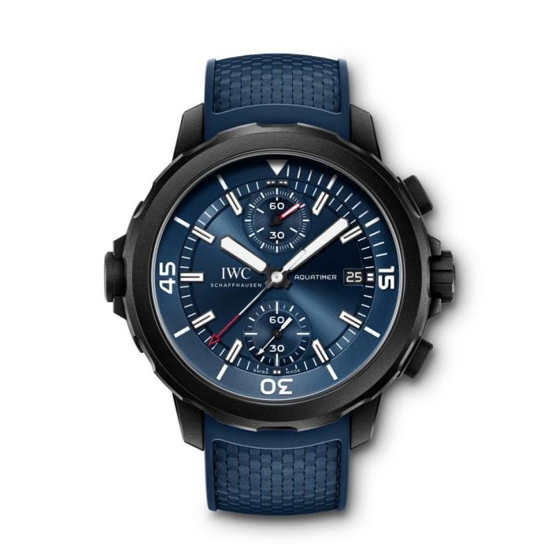 IWC Aquatimer Chronograph Edition «Laureus Sport for Good»