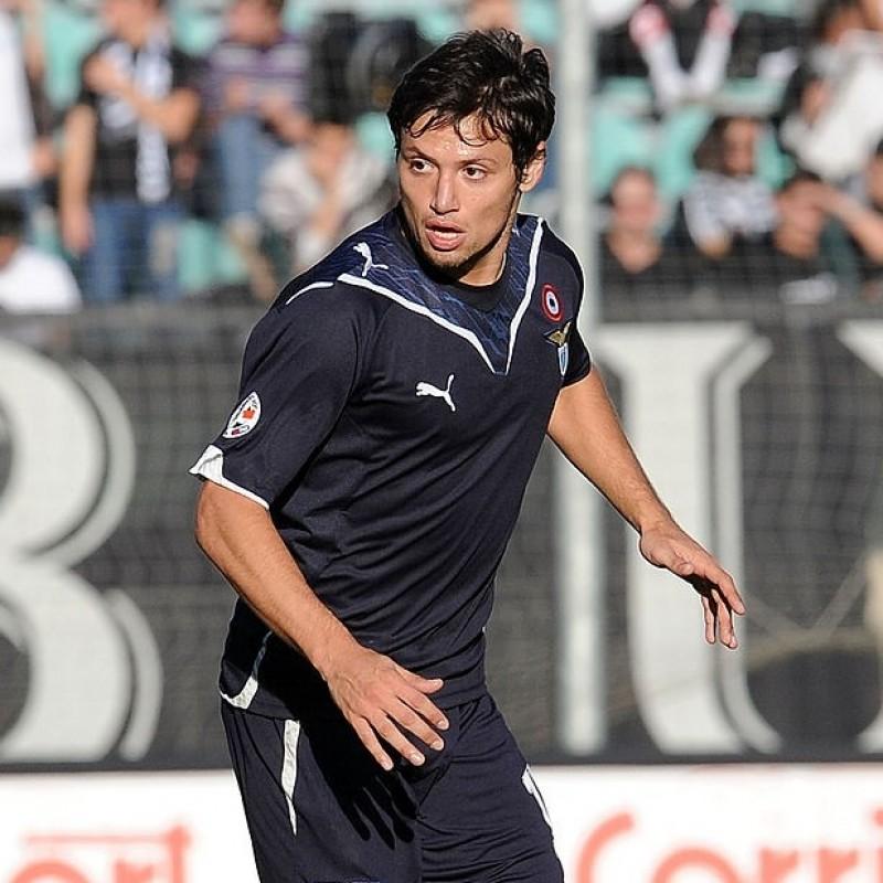 Zarate's Lazio Signed Match Shirt, 2009/10