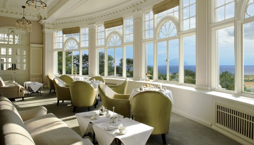 Stay at the World-Famous Turnberry with Golf Experience