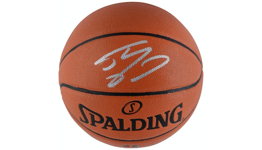 Shaquille O'Neal Hand Signed NBA Basketball