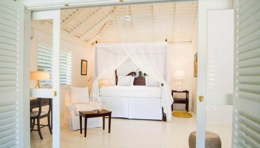 Enjoy 3 Nights in Jamaican Paradise at Round Hill Hotel and Villas, Plus Airfare