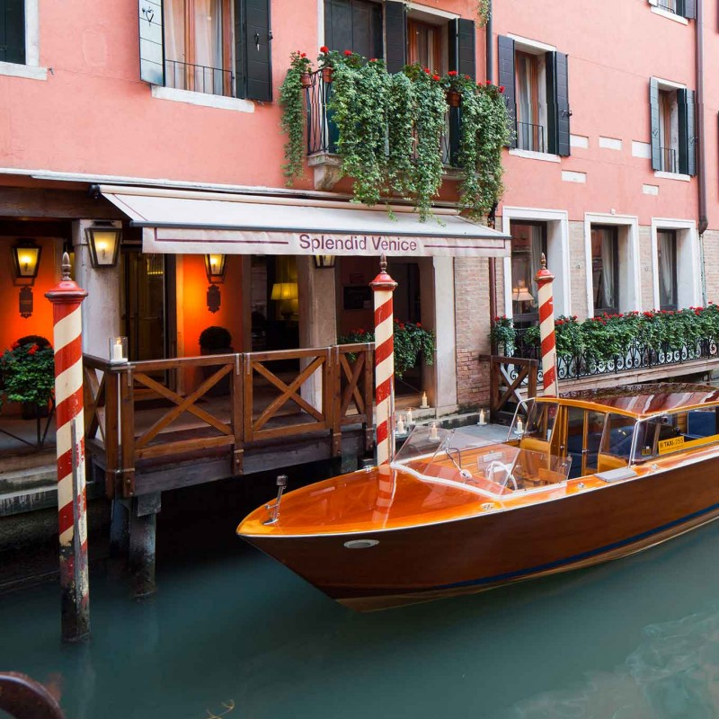 Splendid Venice Four-Night Stay