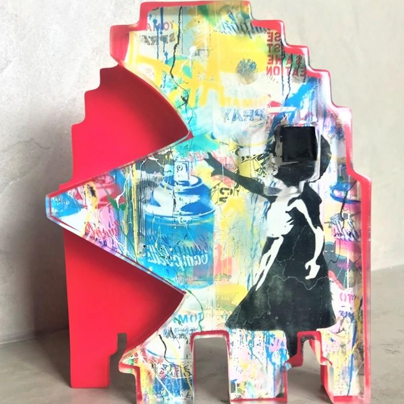 Art-cade Bites Little Girl - Score 009