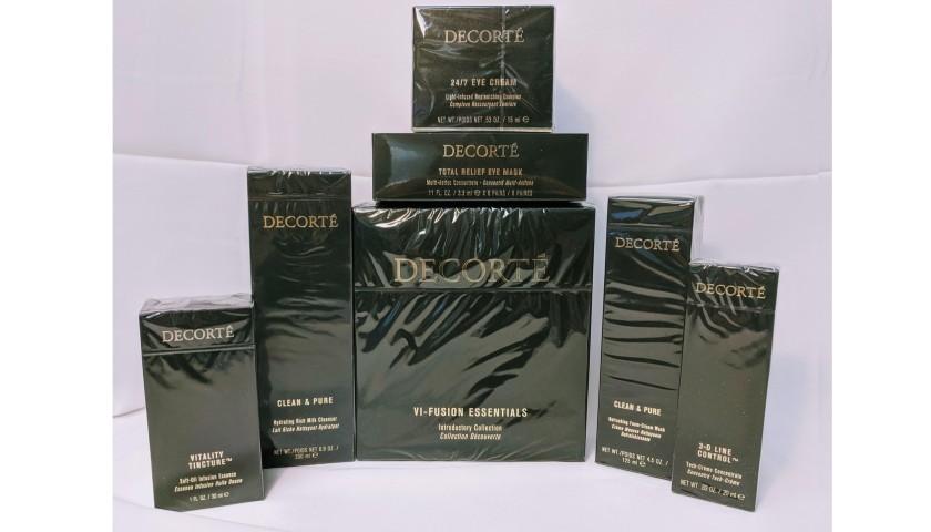 DECORTÉ Vi-Fusion Empowering Skincare