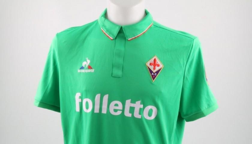 Chievo Special Fiorentina Patch DragowskiPreparata 2808 Maglia 90 uJT3l1cFK5