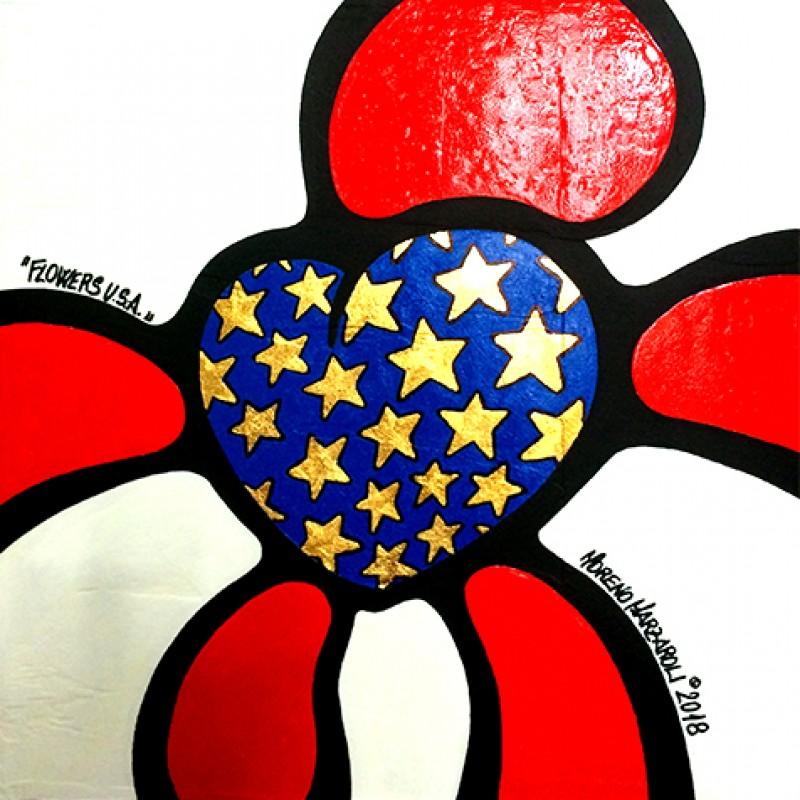 """""""Flowers U.S.A"""" by Moreno Marzaroli"""
