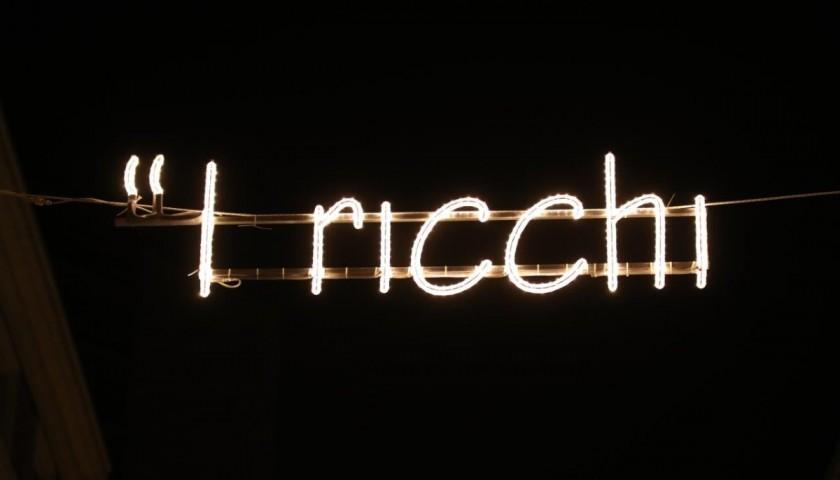 """I ricchi non possono""  - Streetlight by Ayrton Senna"