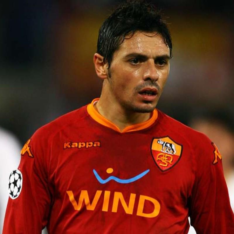 Esposito's Roma Match Shirt, 2009/10