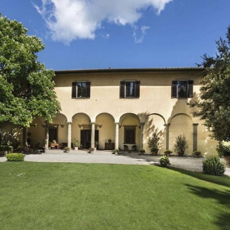 Weekend for 2 at Villa Il Poggiale in Chianti