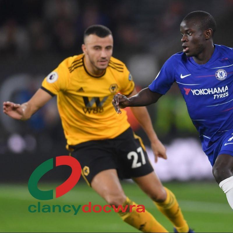 2 Premium Tickets for Chelsea v Wolves