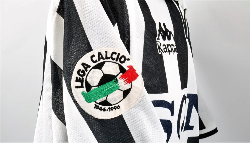 Del Piero's Juventus Match Kit, Serie A 1996/97