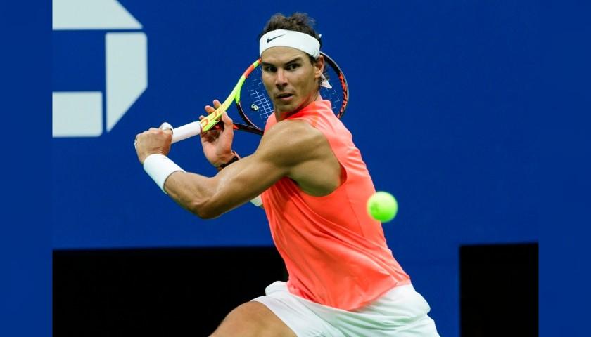 Penn Tennis Ball Signed by Rafa Nadal