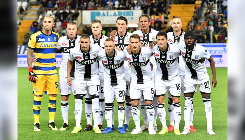 Enjoy a Parma Match from the Central Stand  + Stadium Tour
