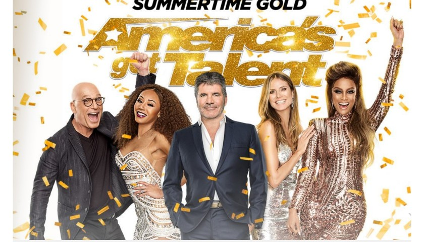 America's Got Talent Finale Tickets for Two