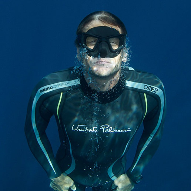 Freediving Lesson with Record-Holding Diver Umberto Pelizzari