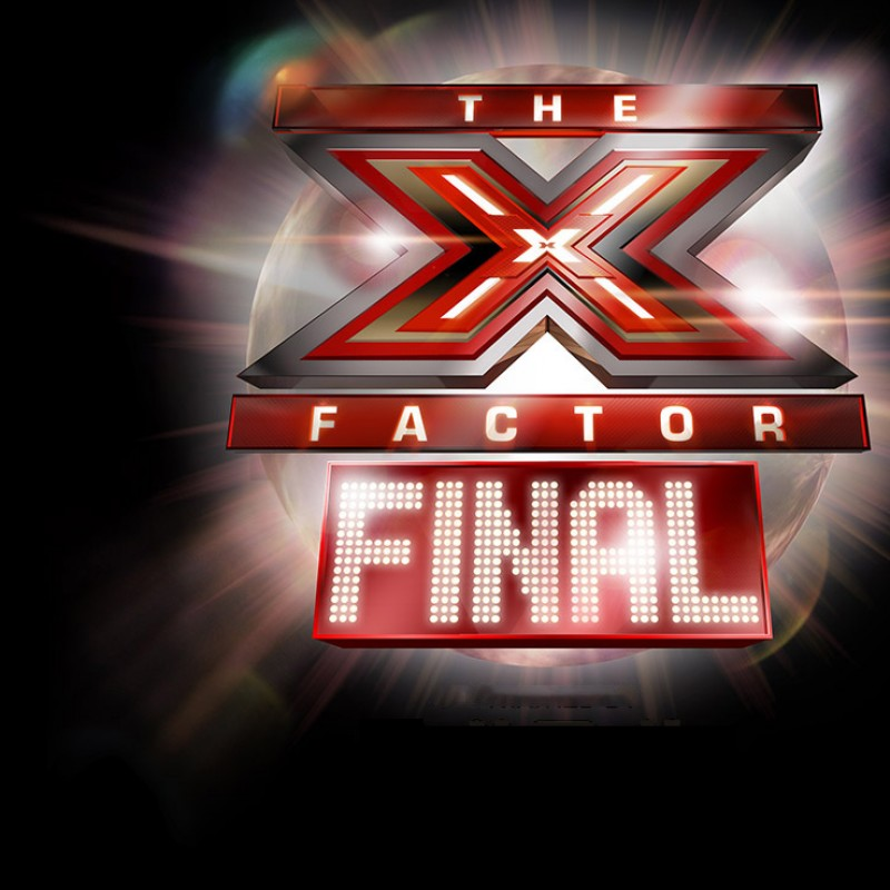 Two Tickets for the X-Factor Final at Wembley Arena, London