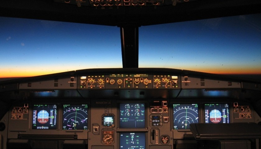 JetBlue Flight Simulator Package Including Airfare