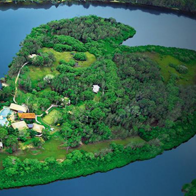 Enjoy a Week on Sir Richard Branson's Private  Island