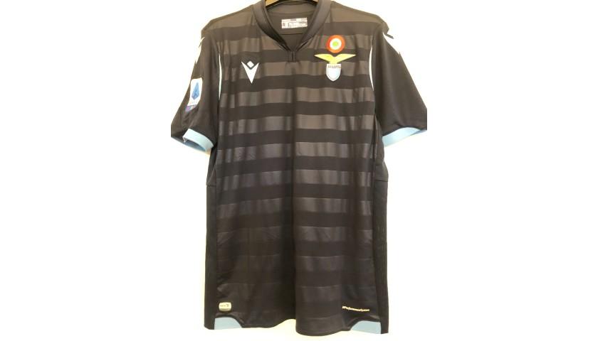 André Anderson's Lazio Match Shirt, 2019/20