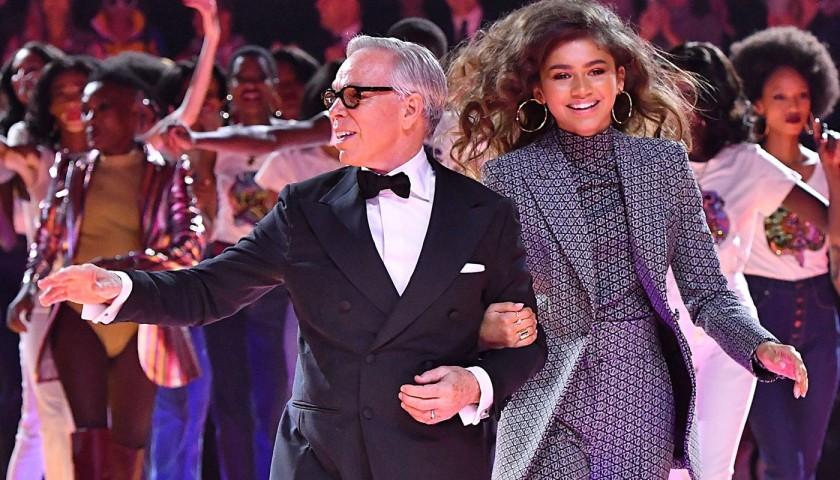 Attend New York Fashion Week S/S 20: Tommy Hilfiger x Zendaya