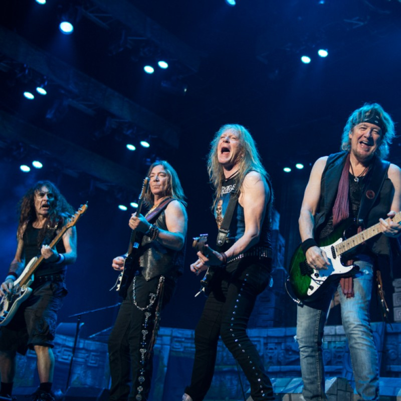 See Iron Maiden Live with Rod Smallwood in Chicago