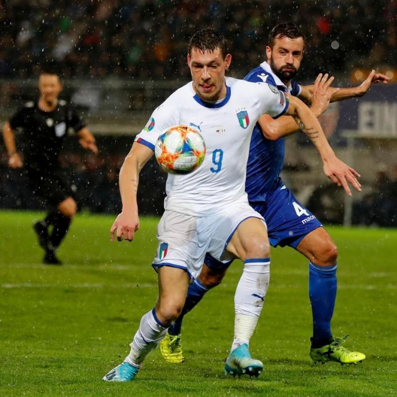 Belotti's Italy Match Shorts, 2019 Season
