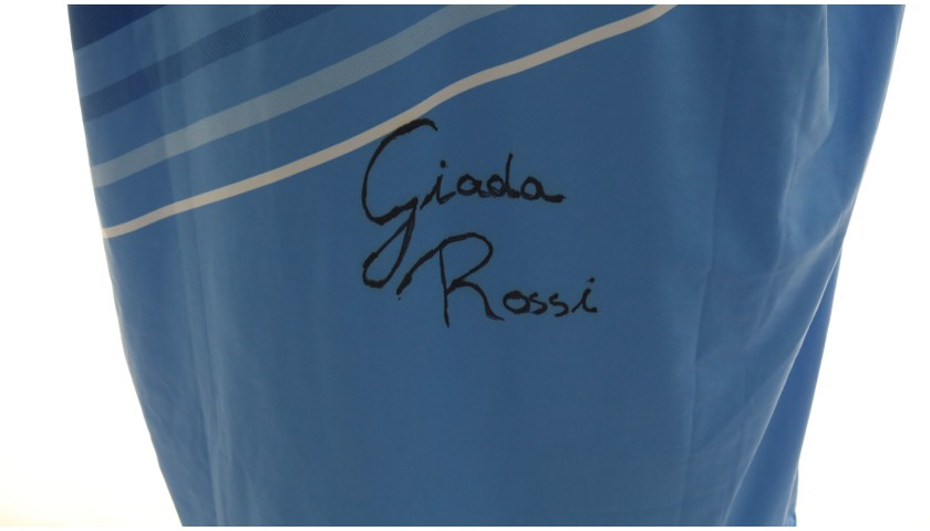 Giada Rossi's Italy Signed Shirt, European Championships 2013