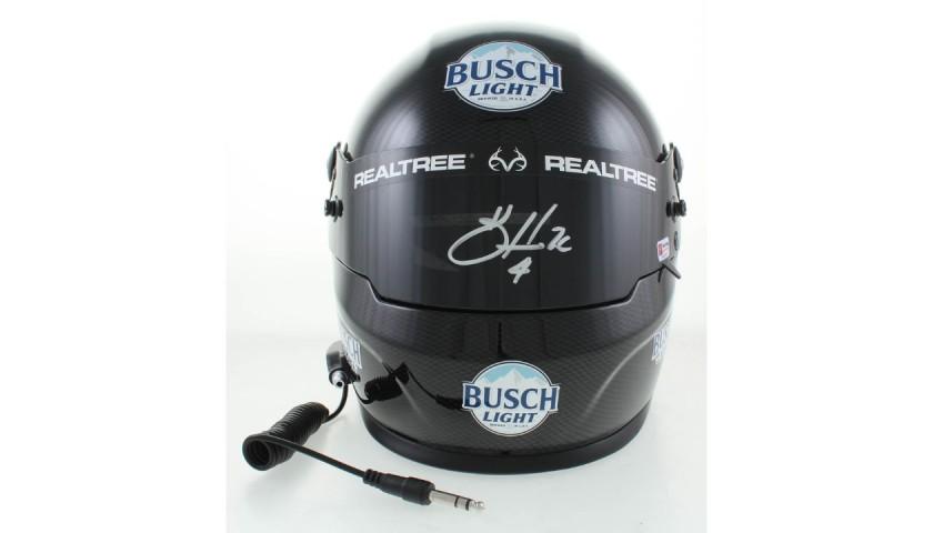 Kevin Harvick Signed NASCAR Helmet