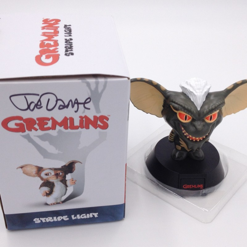 """Gremlins"" Mini Lamp Signed by Joe Dante"