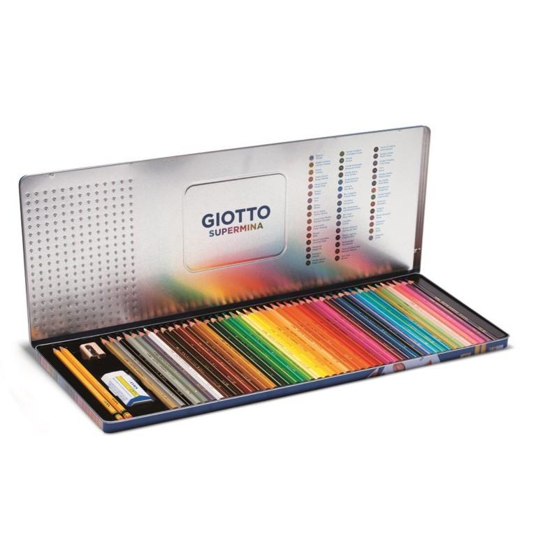 Box of Giotto Supermina Coloring Pencils