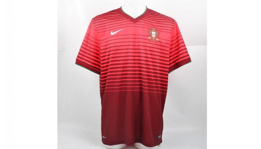 Official Ronaldo Portugal Shirt, Signed 2014