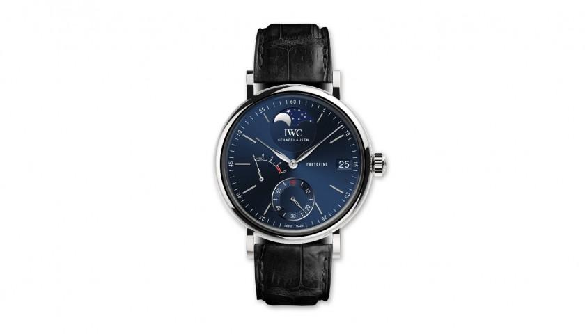 Unique IWC Portofino Hand-Wound Watch