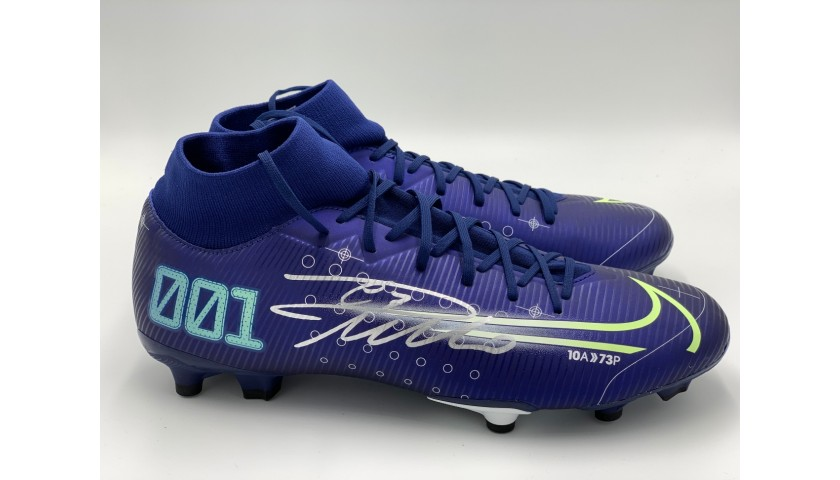 Nike Superfly Boots - Signed by Cristiano Ronaldo