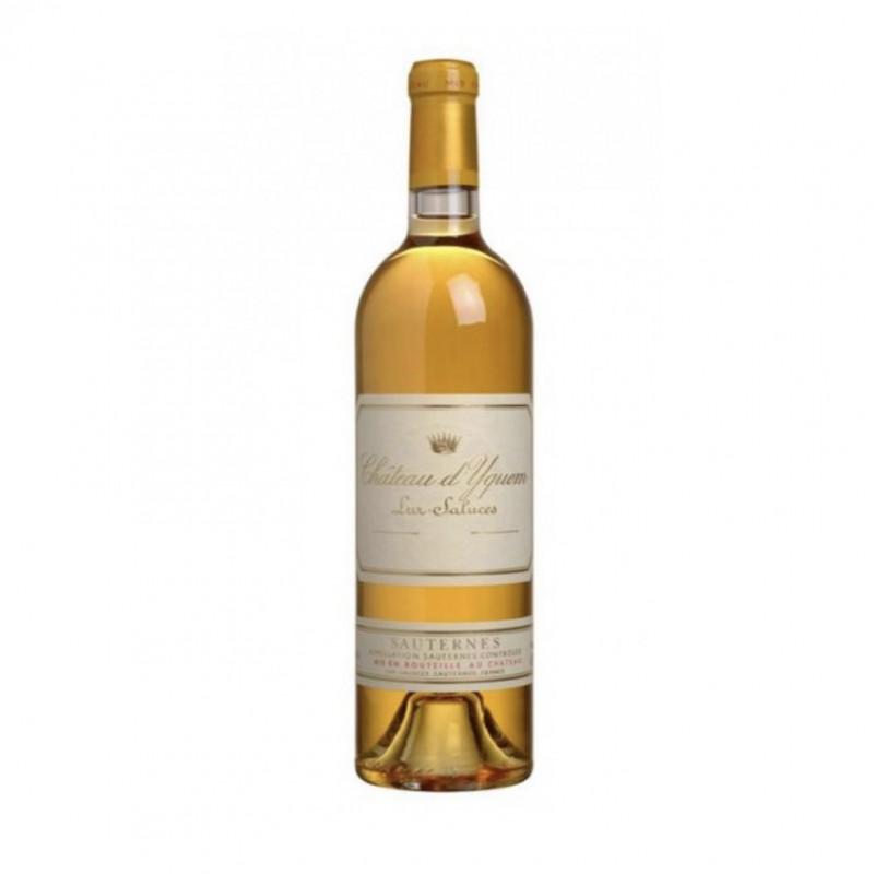 One bottle of Château d'Yquem 1986 Bordeaux