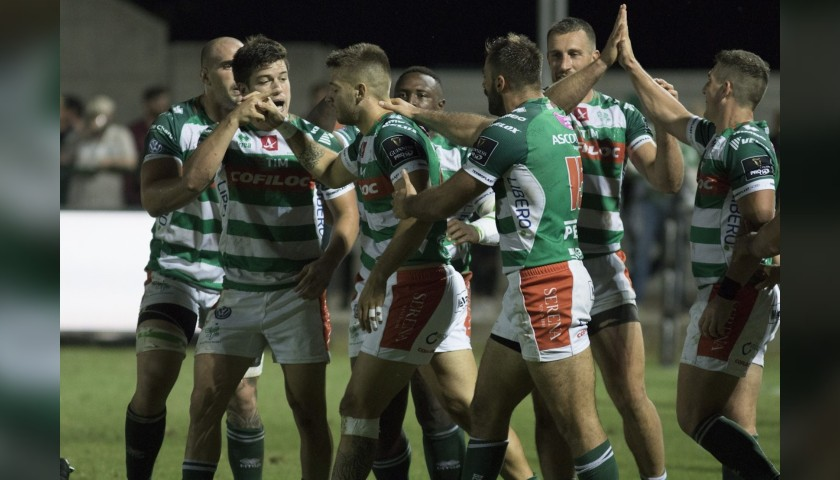 Two Tickets to a Benetton Rugby Match with Hospitality