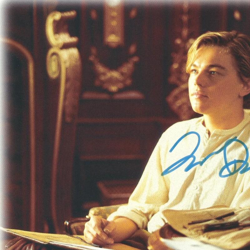 Leonardo DiCaprio  (Jack Dawson - Titanic), signed photo