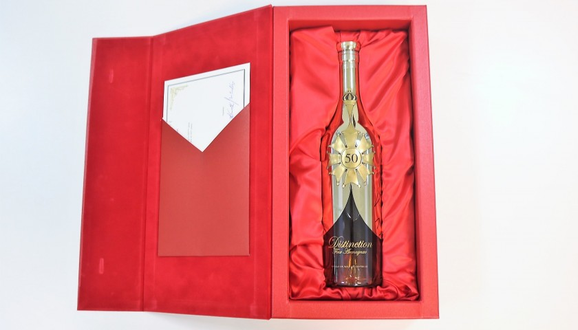 Bottle of Imperial 8 Autographed by the 2017 Legends