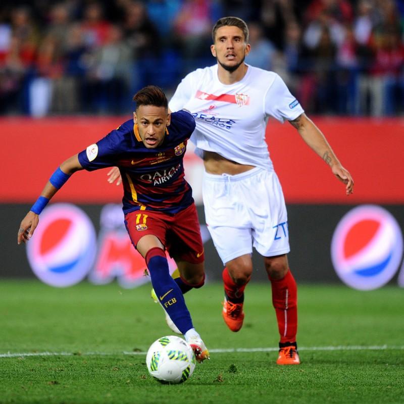 Maglia gara Neymar Barcellona, Finale Copa del Rey 2016