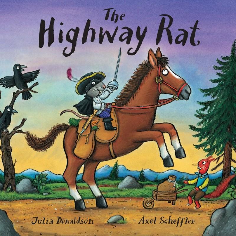 Gruffalo Signed Children Books Bundle