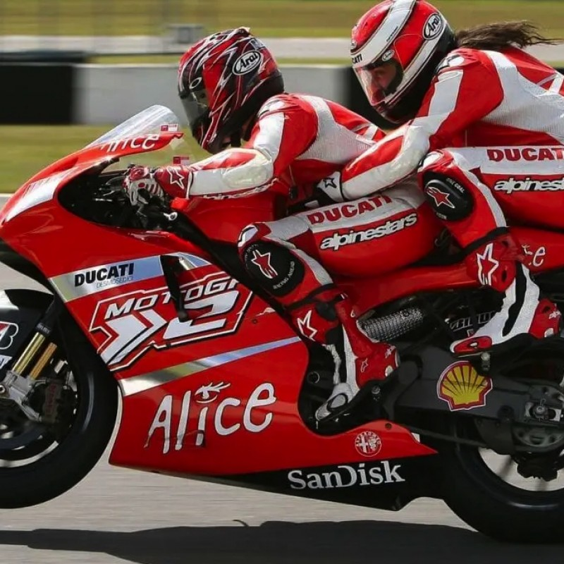 Win the Ultimate Pillion Experience on the MotoX2 at the British MotoGP