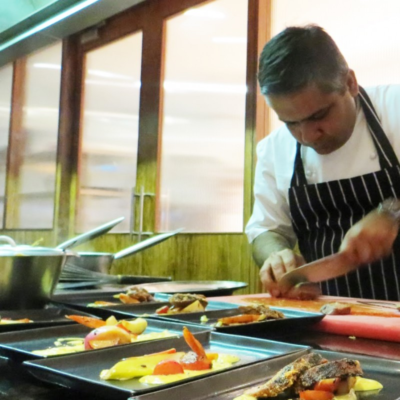 Masterclass & Private Indian Dining Experience with Celebrity Chef Vivek Singh